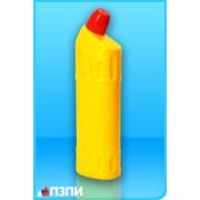 Пластиковый флакон под средства для унитазов Ф92 фото