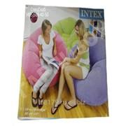 Надувное кресло Intex(без насоса) фото
