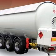 Цистерна для перевозки ACERBI фото