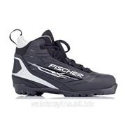 Ботинки беговые Fischer Xc Sport Black-S23513 фото