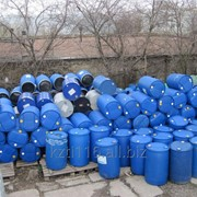 Бочки пластиковые 227 литров L-ring Б/У фото