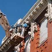 Реконструкция здания Костанай фото
