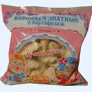 """Вареники """"Знатные"""" с картофелем фото"""