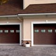 Ворота гаражные и промышленные фото