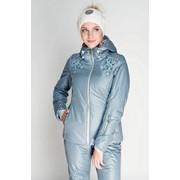 Куртка горнолыжная женская фото