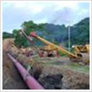 Проектирование, поставки и монтаж наземных трубопроводов фото