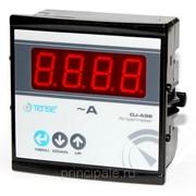 Электронный амперметр TENSE щитовой панельный 96х96 мм фото