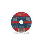 Тонкие отрезные диски по металлу Milwaukee SCS 41/125 - 200шт фото