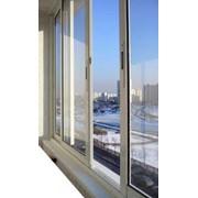 Алюминиевые окна, двери и лоджии фото