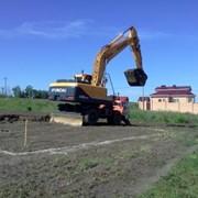 Компания «АгроГазСтрой» предлагает полный спектр услуг в сфере подготовки территории и выполнения земляных работ. фото