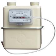 Счетчик газа NPM-G1,6 (для газ.плиты) фото