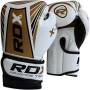 Детские перчатки для бокса RDX Gold фото