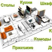 Мебель на заказ в Алматы. В 2 раза дешевле чем у других. В 3 раза быстрее. фото