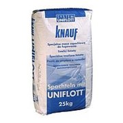 Шпатлевка Knauf Унифлот гипсовая высокопрочная 25 кг фото