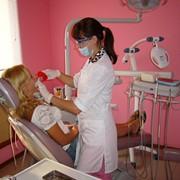 Реставрация зуба фото