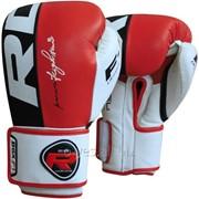 Боксерские перчатки RDX Red Pro фото