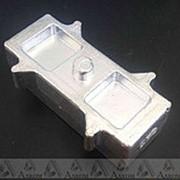Алком Проставка рессора-мост УАЗ Хантер/Патриот 40х55х120 мм алюминий фото