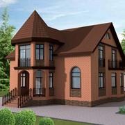 3-D визуализация проектов коттеджей и домов - бесплатно