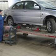 Ремонт легковых автомобилей отечественного производства