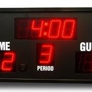 Табло спортивное, переносное, универсальное - YourScore для баскетбола, гандбола, волейбола, бейсбола, футбола, хоккея, хоккея на траве и др. командных игр. фото