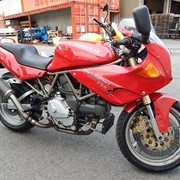 Мотоцикл спортбайк No. B3820 Ducati 750SS фото