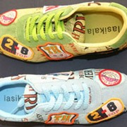 Туфли спортивные детские Фабрика обуви фото