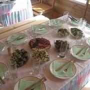 Кавказская и славяская кухня фото