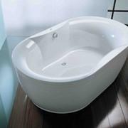 Ванна прямоугольная встраиваемая Gloriana 190×110 фото