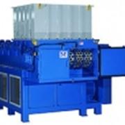 Шредеры однороторные серия WT до 1000 кг/час фото