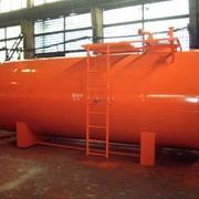 Резервуары для хранения горючесмазочных материалов в Алматы фото