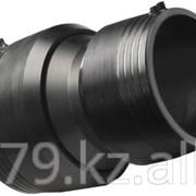 Переход электросварной ПЭ100 SDR11 Radius, 090х075 мм фото