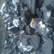 Огарки обожжённых анодов С 88,2 % фото