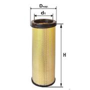 Фильтр воздушный RENAULT V.I. PREMIUM, KERAX 350,385 EURO 4,5 DIFA 4394 -01 фото