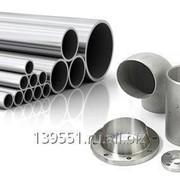 Труба 159.0x2.0, AISI304L, 03X18H11, Mill finish, EN 10217-7, Дефект, DIN фото