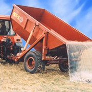 Полуприцеп самосвальный тракторный ПСТ-6 фото