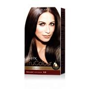 HairX TruColour - 5.0 Medium Brown - Краска для волос. фото
