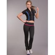 Кофта спортивная фитнес женская фото