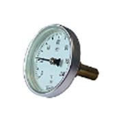 Биметаллический термометр Watts показывающий