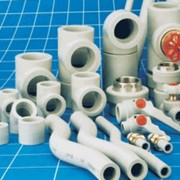 Трубы и фитинги для водоснабжения фото