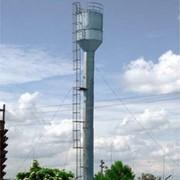 Изготовление водонапорных башен фото