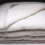 Одеяло из овчины полуторное фото
