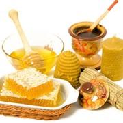 Продукты питания на основе мёда фото