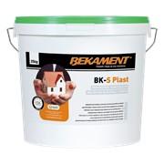 Штукатурка силикатная BEKAMENT, BK-S Plast 25 кг. фото
