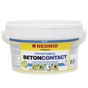 Грунтовка Бетон-контакт Neomid 3кг фото