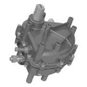 Пневмодвигатели поворотные лопастные ППР-1,6...ППР-3..ППР-10...ППР-20 для привода поворотной трубопроводной арматуры (краны шаровые, дисковые затворы, шиберные затворы и т.п.) фото
