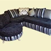 Угловой диван с креслом Палермо фото
