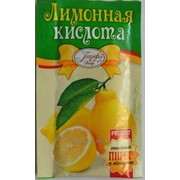 Лимонная кислота Топ продукт Парфэ фото