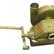 Электро-ручной вентилятор ЭРВ-49 фото