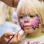 Детские праздники, Аквагрим фото