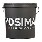 Декоративная глиняная штукатурка YOSIMA фото